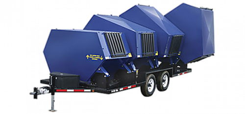 Blue Side Dump - 4 Capacity