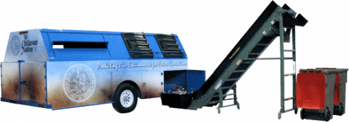 Pro-Conveyor by Trailer