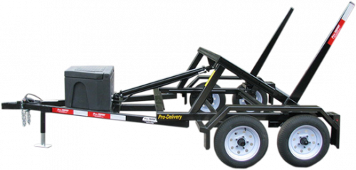 Pro-Delivery Front Load Trailer