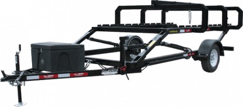 Pro-Delivery Rear Load Trailer
